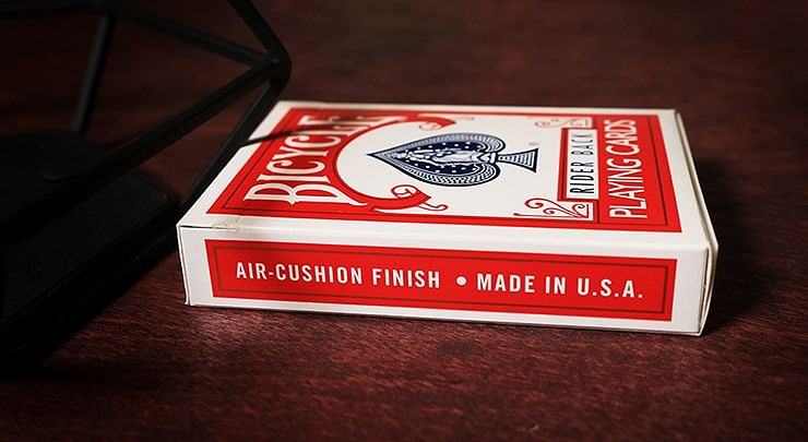 Bicycle Rider Back Playing Cards