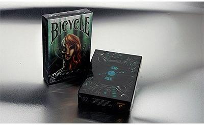 Bicycle Robotics Playing Cards - magic