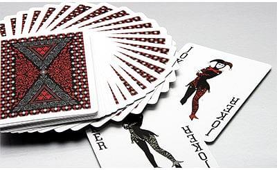 Bicycle Royal Scarlet Playing Cards