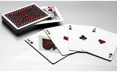 Bicycle Royal Scarlet Playing Cards