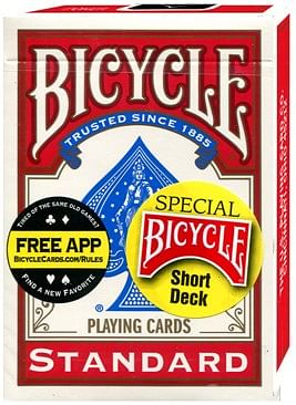 Bicycle Short Deck - magic