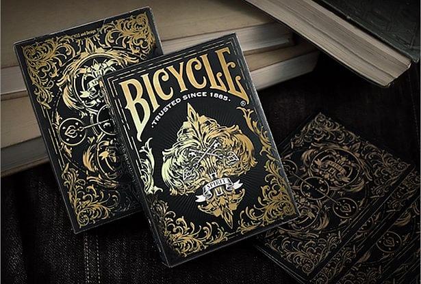 Bicycle Spirit II  Playing Cards - magic