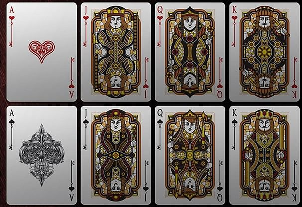 Bicycle Spirit II MetalLuxe Playing Cards