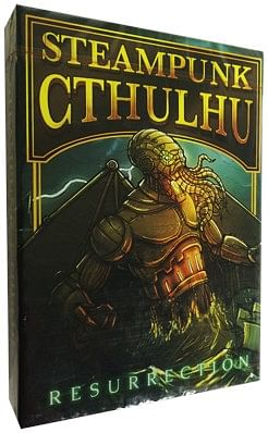 Bicycle Steampunk Cthulhu Resurrection Deck (Green) - magic