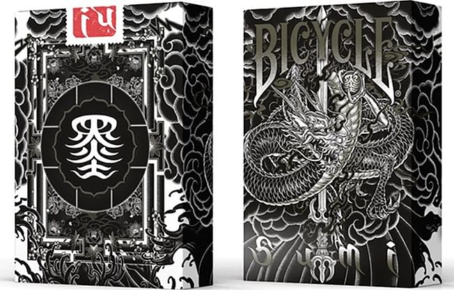 Bicycle Sumi Playing Cards - magic