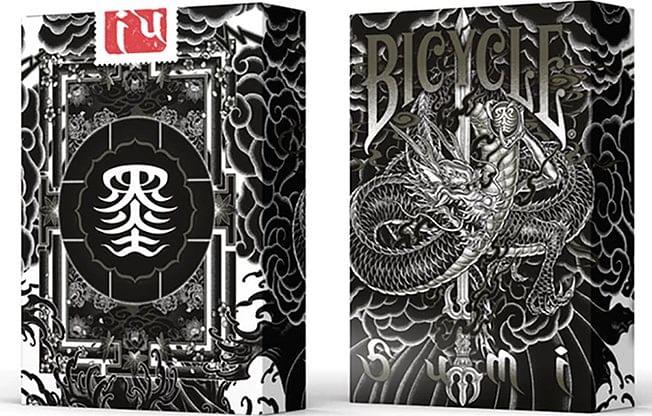 Bicycle Sumi Playing Cards - magic