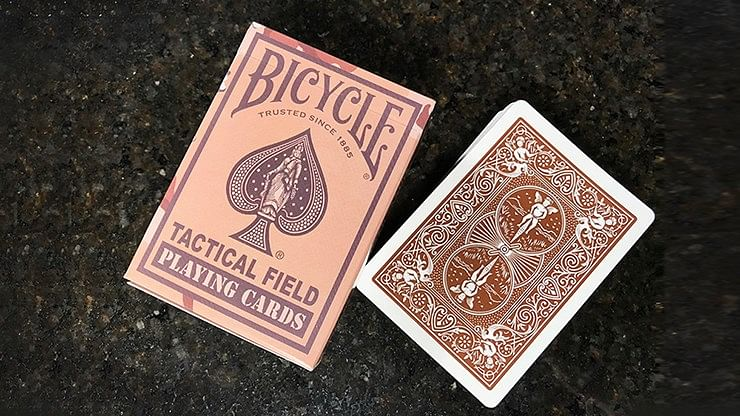 Bicycle Tactical Field Camo Playing Cards Set