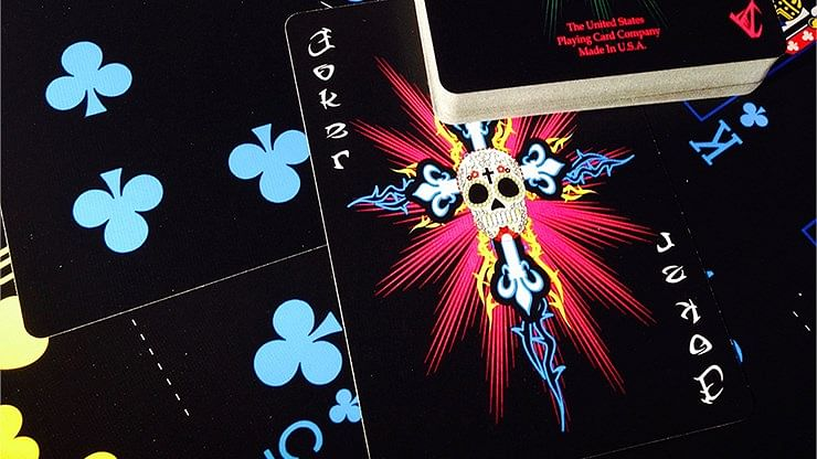 Bicycle Tattoo Playing Cards