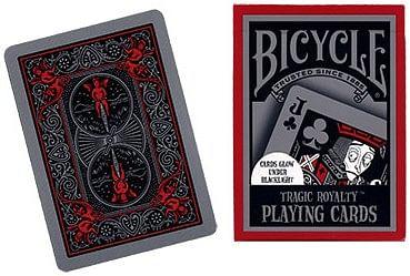 Bicycle Tragic Royalty USPCC - magic