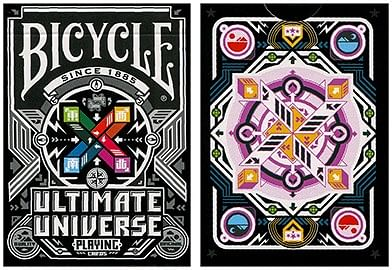 Bicycle Ultimate Universe Colored