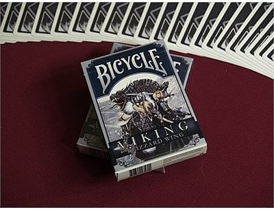 Bicycle Viking Blizzard Wing Deck - magic