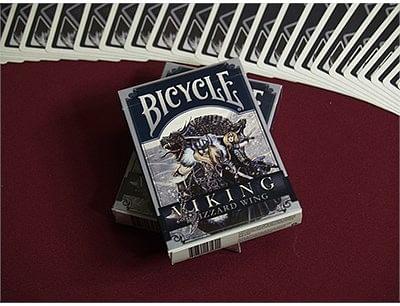 Bicycle Viking Blizzard Wing Deck - magic