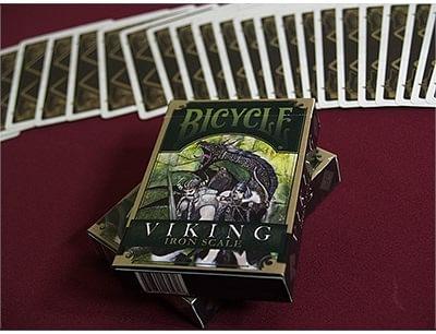 Bicycle Viking Iron Scale Deck - magic