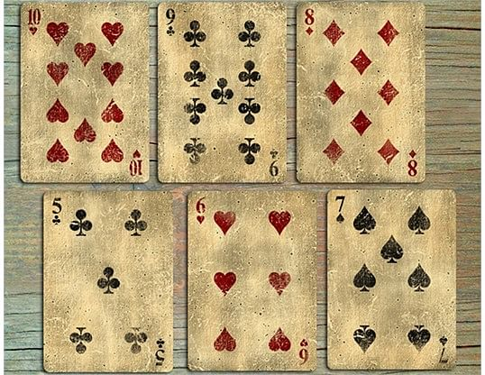 Bicycle Vintage Classic Playing Cards
