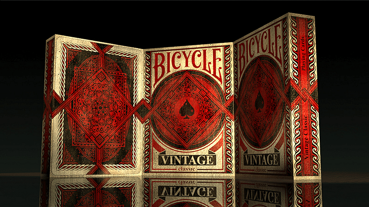 Bicycle Vintage Classic Playing Cards - magic