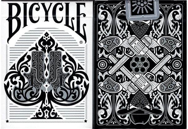 Bicycle Wild West (Outlaw Edition) Playing Cards - magic