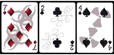 Bicycle Zombified Playing Cards