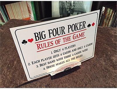 Big Four Poker