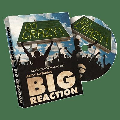 Big Reaction - magic