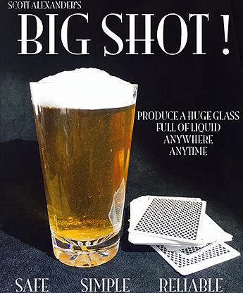 Big Shot - magic