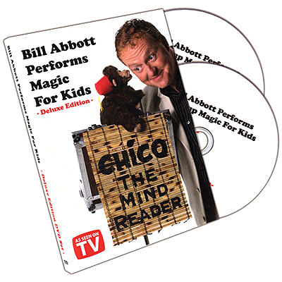 Bill Abbott Performs Magic for Kids - magic