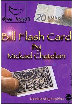 Bill Flash Card - magic
