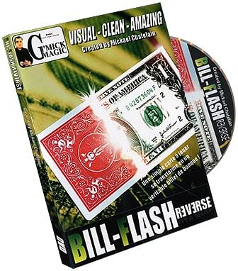 Bill Flash Reverse - magic