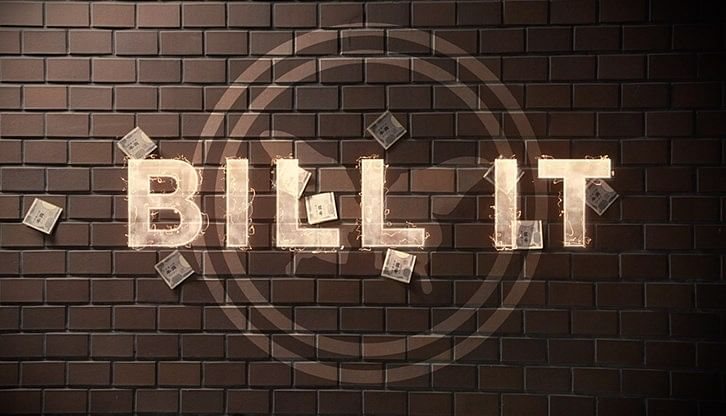 Bill It - magic