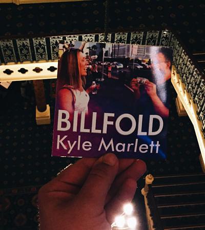 Billfold - magic