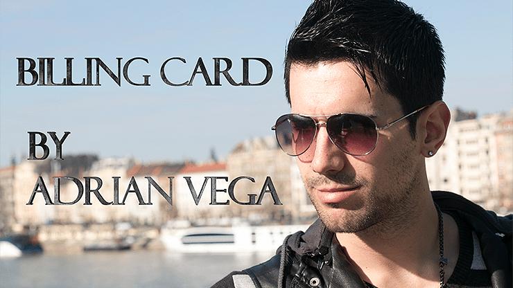 Billing Card - magic