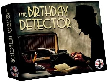 Birthday Detector - magic