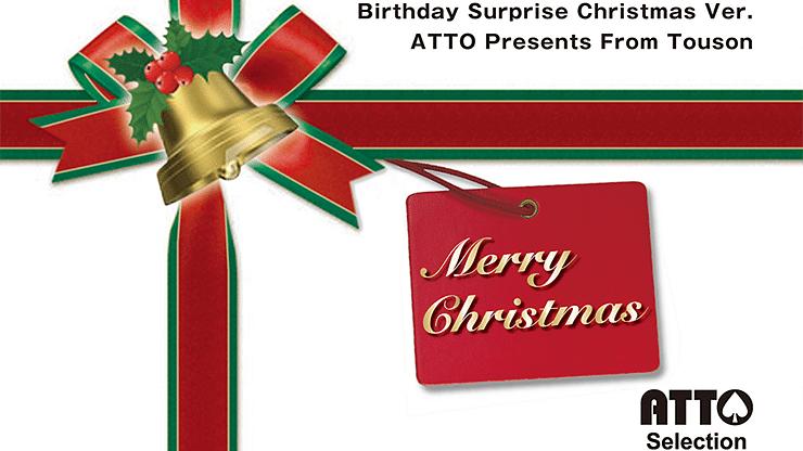 Birthday Surprise Christmas Version - magic