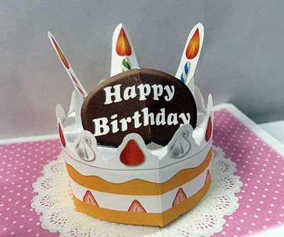 Birthday Surprise - magic