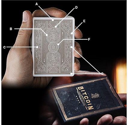 Bitcoin Playing Cards - magic