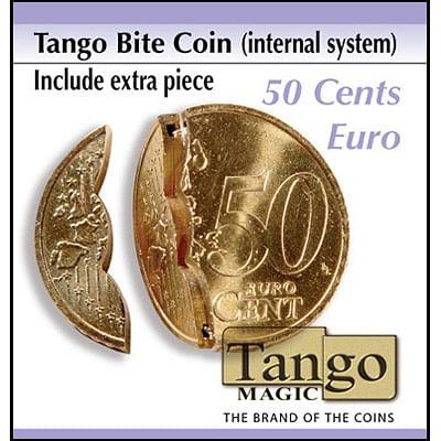 Bite Coin - 50 Euro Cents - Premium - magic