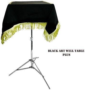 Black Art Table - magic