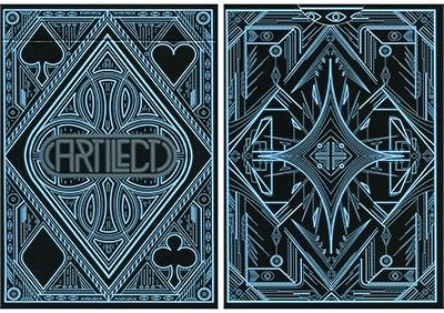 Black Artilect Deck - magic