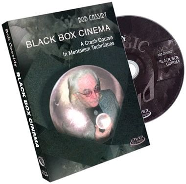 Black Box Cinema - magic