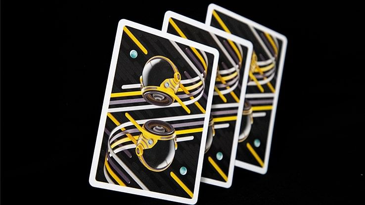 Black Hole Playing Cards