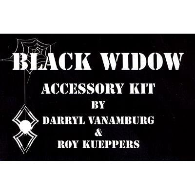 Black Widow Accessory Kit - magic