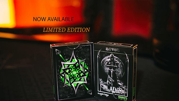 Blades Blood Spear Emerald Edition - magic