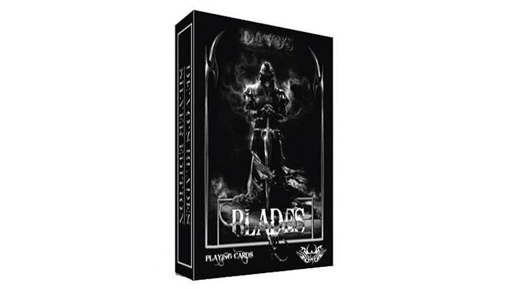 BLADES Silver 2nd Edition Deck - magic