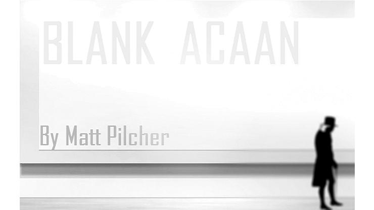 Blank ACAAN - magic