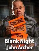 Blank Night refill (5 envelopes) - magic