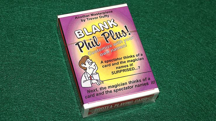 Blank Phil Plus 2 - magic
