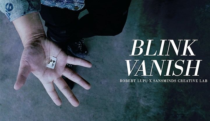 Blink Vanish - magic