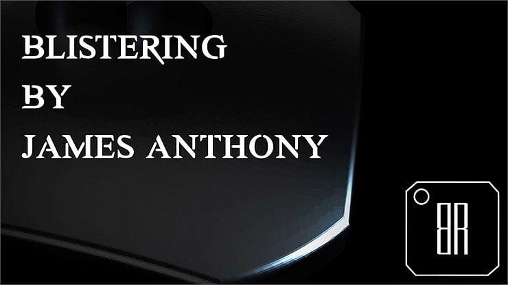 Blistering (James Anthony) - magic