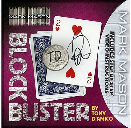 BLOCK BUSTER - magic
