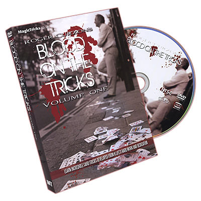 Blood on the Tricks (Volumes 1 & 2) - magic