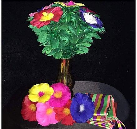 Blooming Flower Vase - magic